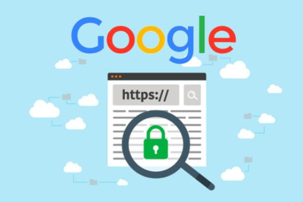 Google marquera les sites en http