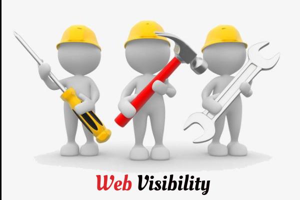 Mises à jour Web visibility